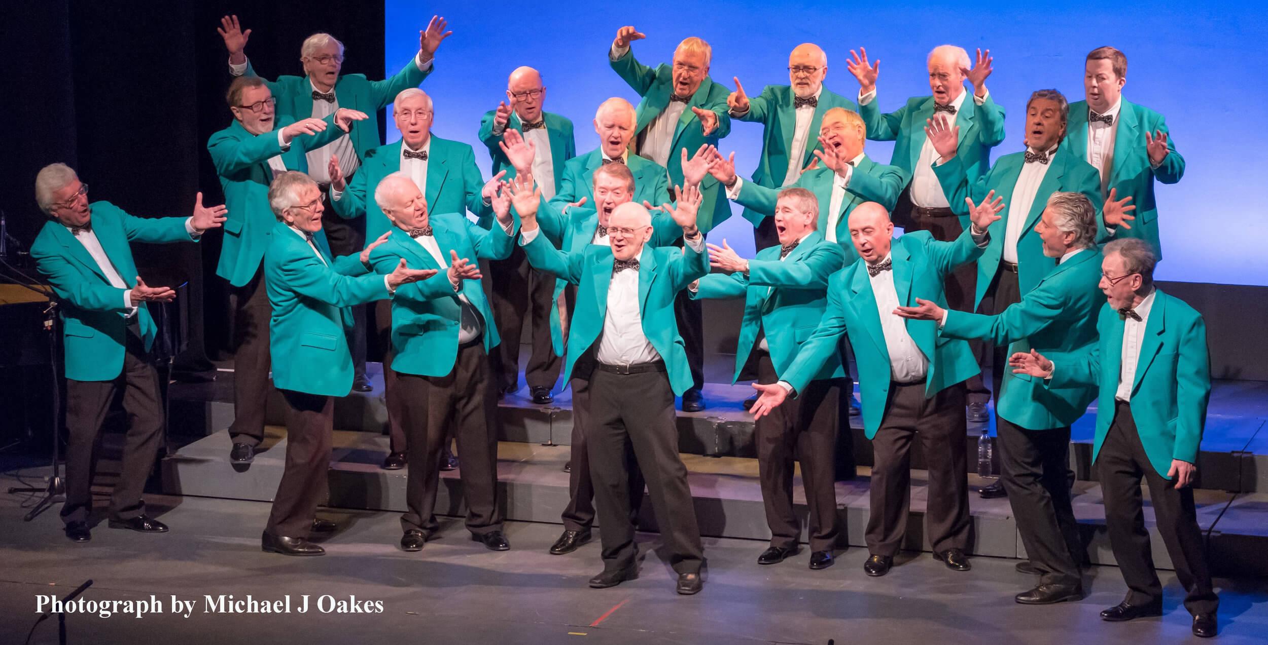 Daytones Harmony Barbershop Chorus